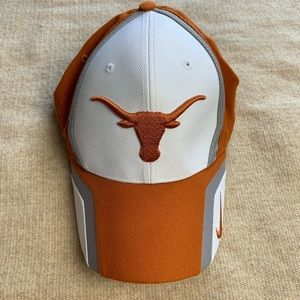 UT Longhorns Nike Fitted Hat-O/S